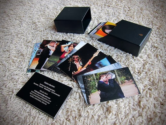hotography Business Cards