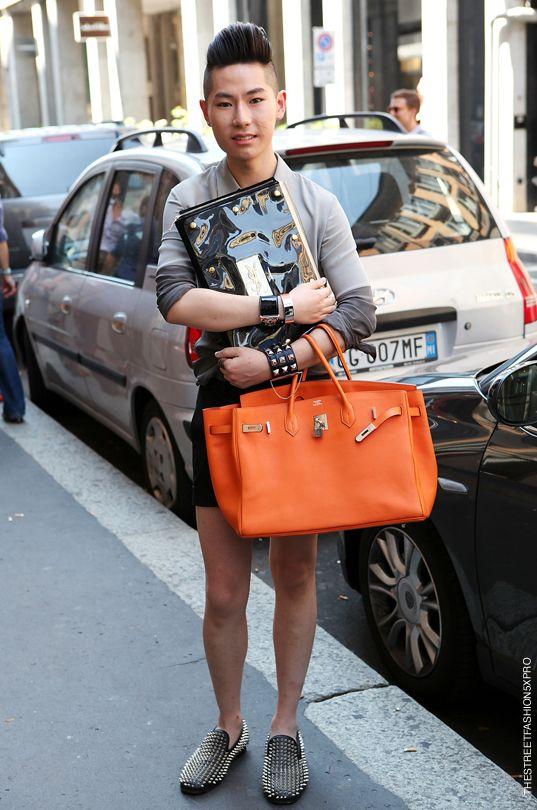 Birkin 40cm Size 40cm Orange Birkin Yes