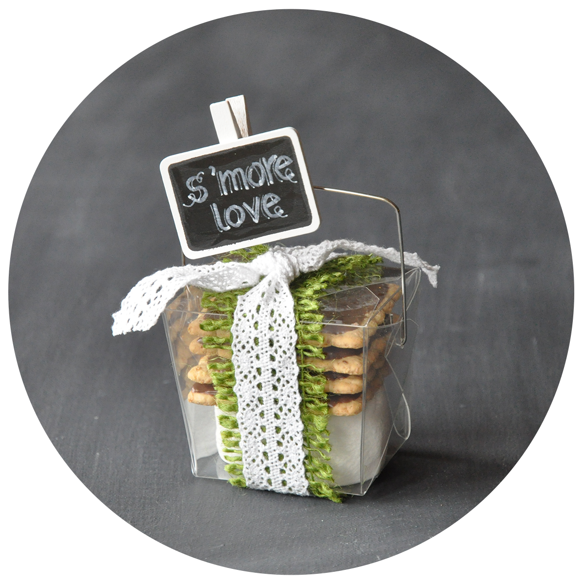 diy s'more favors | Creative Bag