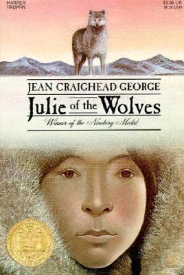 book review for julie of the wolves