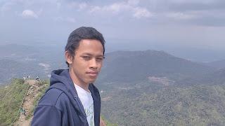 Gunung Kukusan Magelang