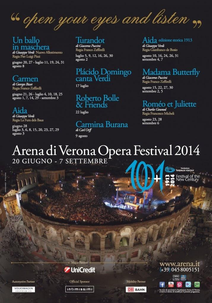 Temporada Opera 2014