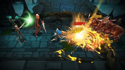 Blade Warrior HD v1.3.3 Mod Apk Data (Mega Mod) 2