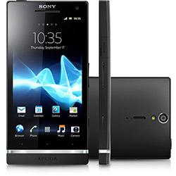 Smartphone Sony Xperia S Preto