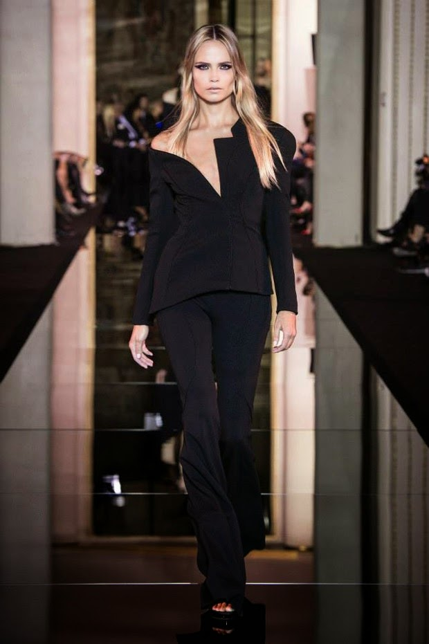 Atelier Versace Haute Couture Spring/Summer 2015 Runway Show