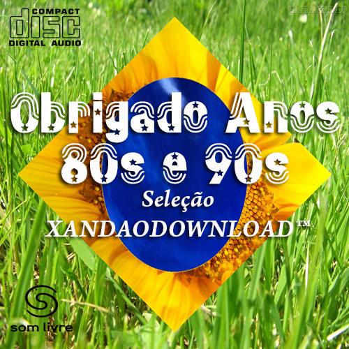 Download Obrigado Anos 80s e 90s 2015 CAPA