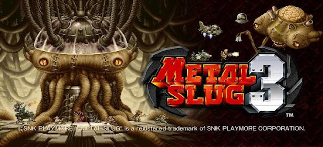 Download METAL SLUG 3 Apk + Data