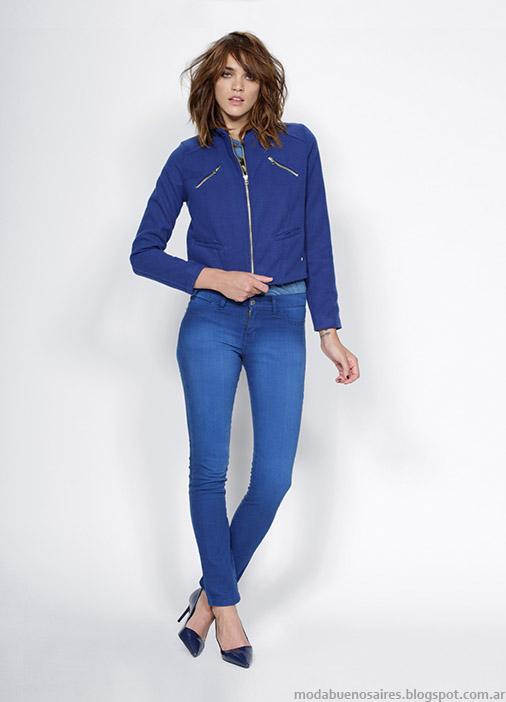 Ropa de mujer moda invierno 2015 Gloria Jeans.