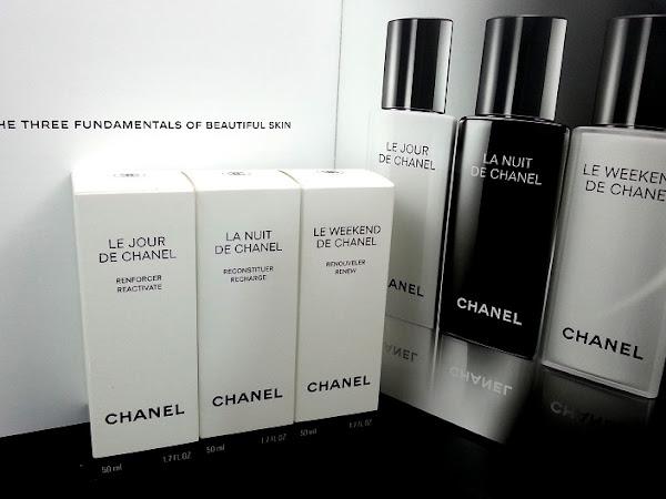 Le Jour, La Nuit и Le Weekend на CHANEL