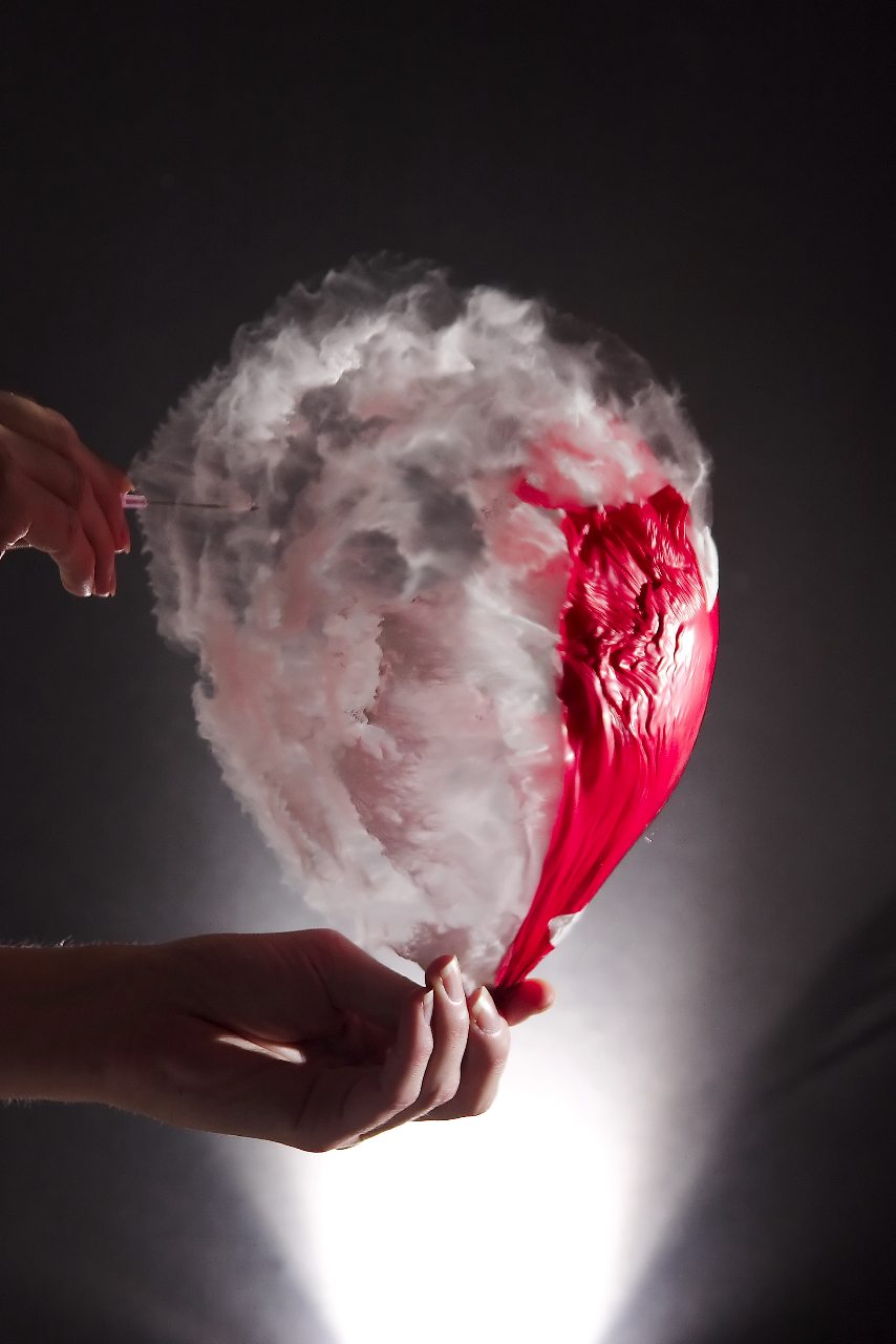 Секреты при надувании воздушных шариков