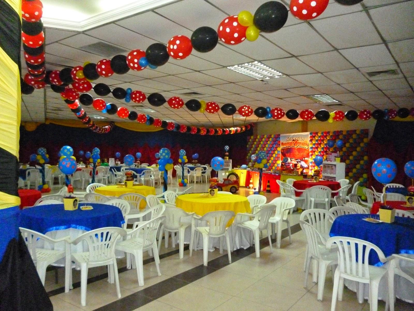 Fiestas personalizadas ideas de decoraci n de fiesta - Ideas para decoracion ...