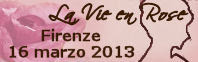 Evento letterario  La vie en Rose