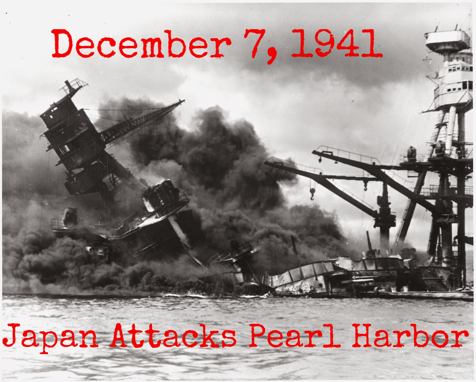 the surprise attack on pearl harbor On dec 7, 1941, the imperial japanese navy led a surprise attack against the us naval base at pearl harbor in this selection of powerful images, we look back at the fateful moments of the attack and its aftermath.