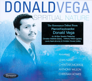DONALD VEGA:  SPIRITUAL NATURE
