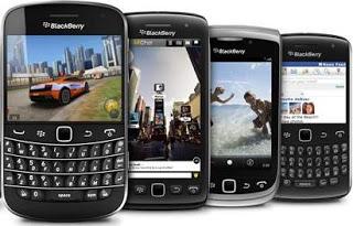 Daftar Harga terbaru BlackBerry 2013 (Baru-Bekas)