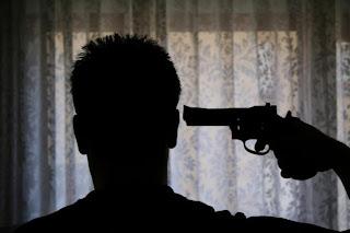 Muere cabo de la Policía jugaba a la ruleta rusa