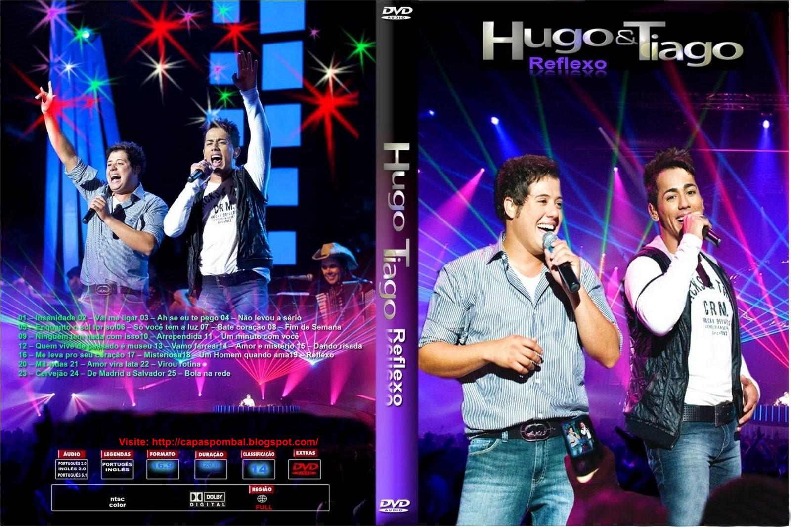 Hugo e Tiago Reflexo DVDRip XviD 2011 Hugo e Tiago   Reflexos