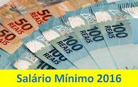 Valor do salário mínimo será de R$ 880