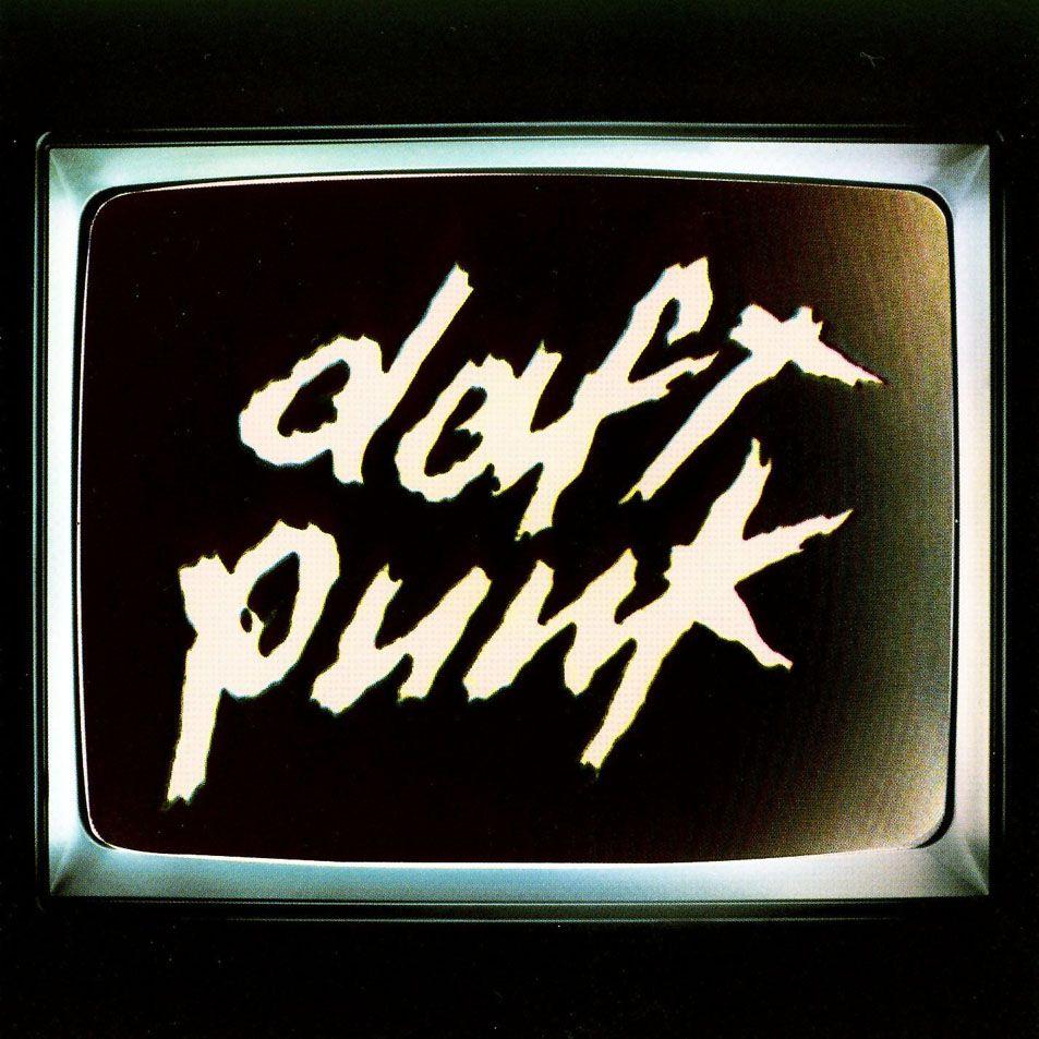 Daft Punk - Human After All (Remixes) Cover
