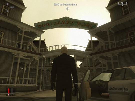 Download Game Hitman Blood Money Full RIP for PC