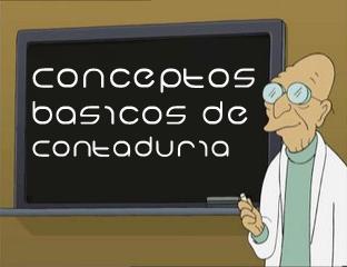 Conceptos Basicos de la contaduria 2013
