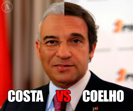 Costa vs Coelho