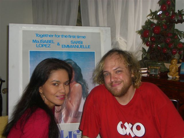 maria isabel lopez interview with andrew leavold 2007 2010