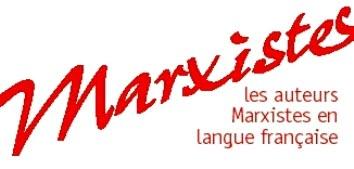 TEXTES DE MARX & ENGELS — AUTRES AUTEURS MARXISTES EN FRANÇAISE