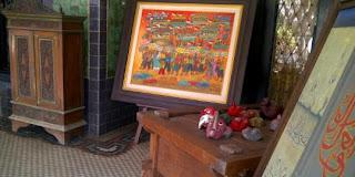 Furniture antik Bpk Gubernur DKI Jakarta Jokowi