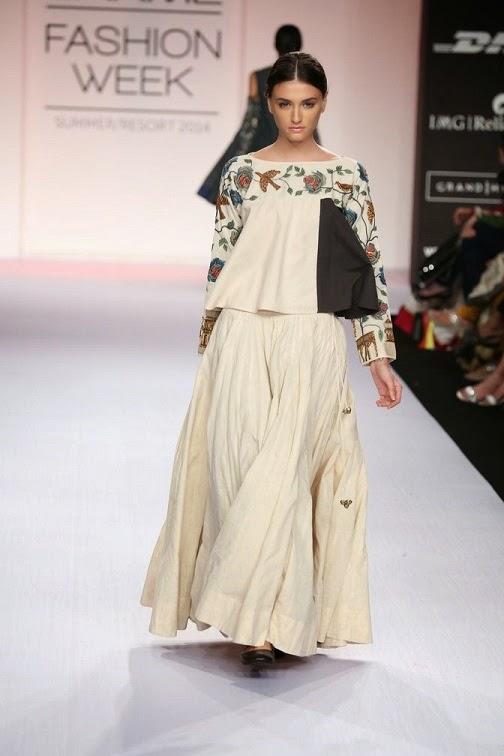 Lakme Fashion Week Purvi Doshi