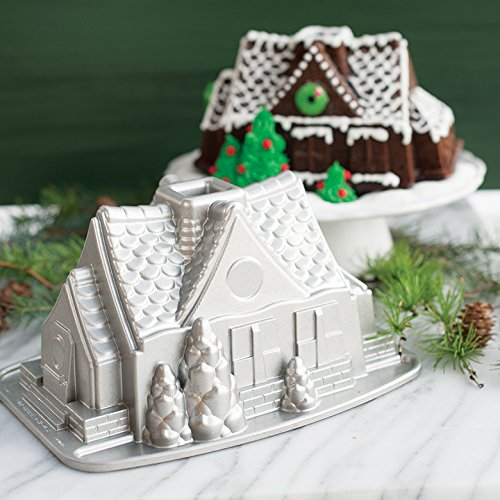 Favorite Way to Bake a Gingerbread House