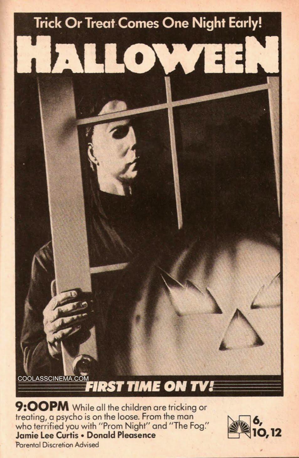 the horrors of halloween: john carpenter's halloween (1978) on nbc