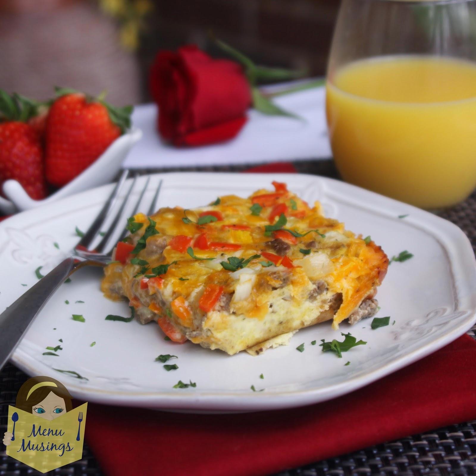 American Breakfast Casserole Recipe — Dishmaps