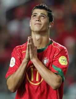 Miklaistoideo Cristiano Ronaldo