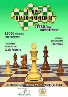 Open Día de Andalucía