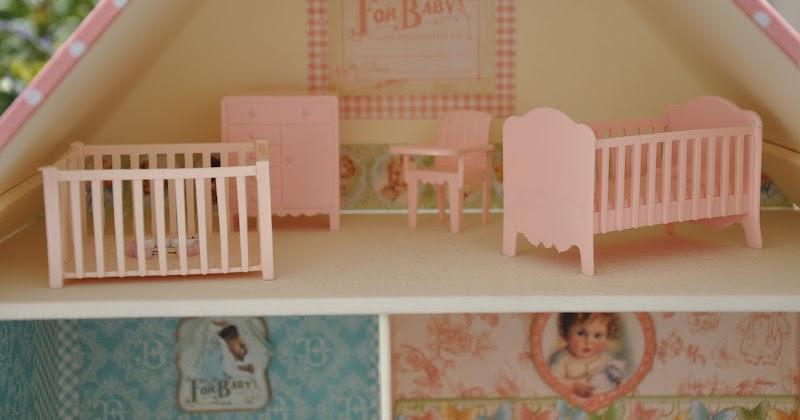 Miss Lacitos Mob Lia Da Casinha De Bonecas Doll House