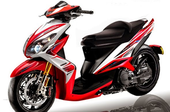 referensi modifikasi motor xeon gt 125