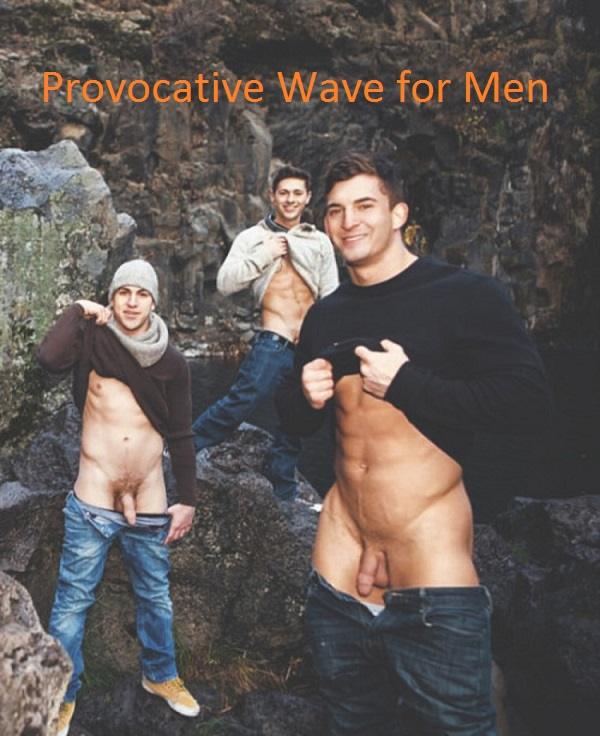 Provocative Fun Men