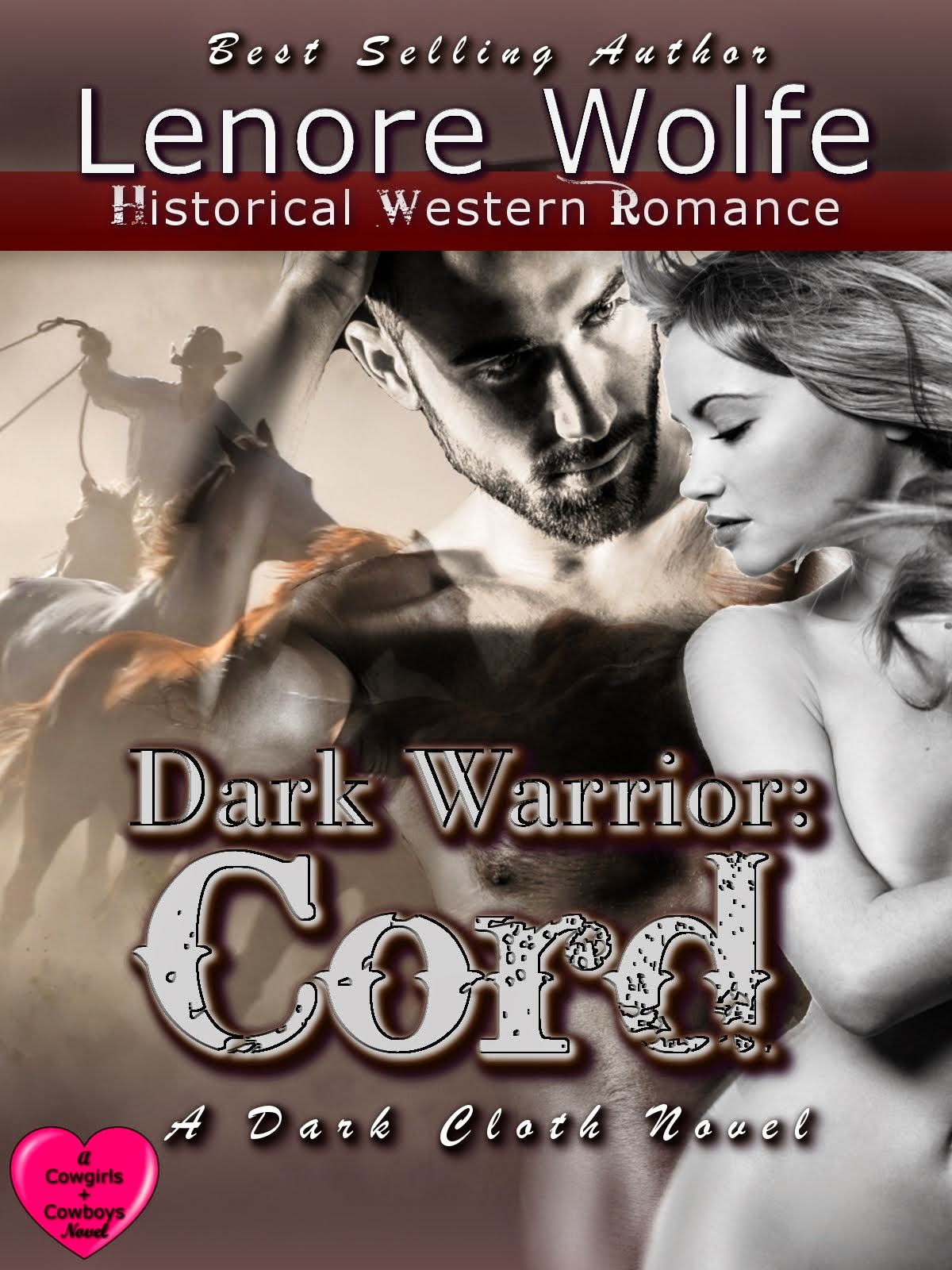 Dark Warrior: Cord at Amazon now!