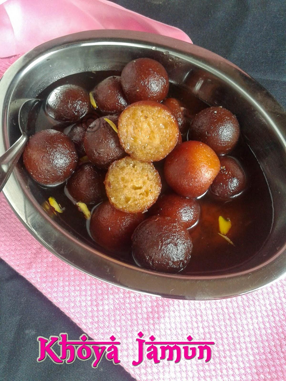 homemade-kova-jamun