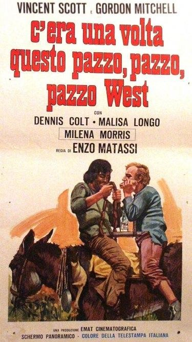 Once Upon a Time in the Wild, Wild West movie