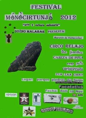 Rifirrafe por el Festival Monocirtunjo