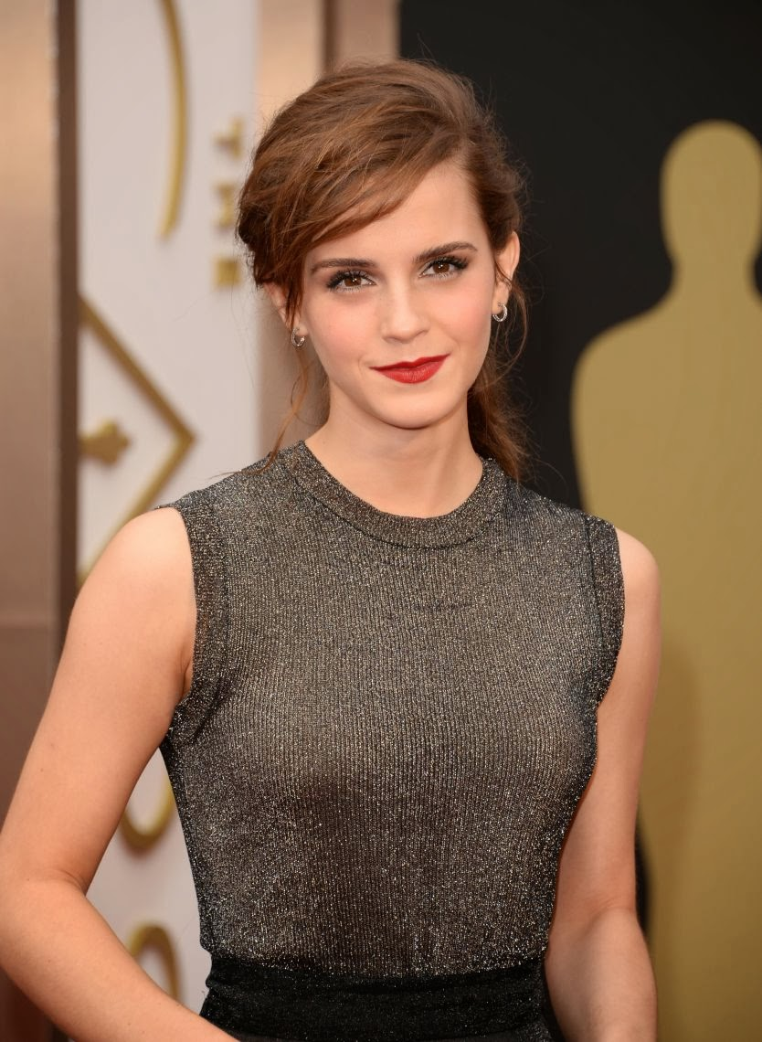 Emma+Watson+Photos+at+86th+Annual+Academy+Awards+(3) Emma Watson Photos at 86th Annual Academy Awards