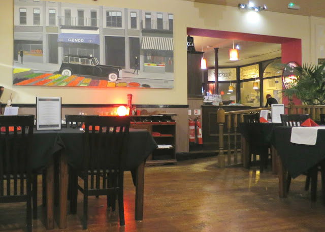 i italian american restaurant Southsea Portsmouth review