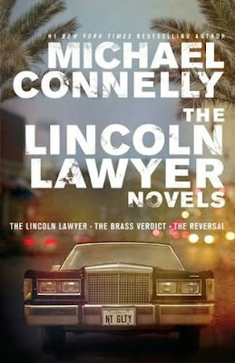 Book cover of The Lincoln Lawyer by Michael Connelly (audiobook review)