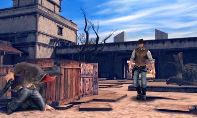 Six Guns Android Hd Shooting Game Fps