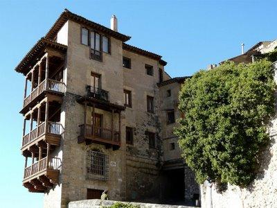 Morroturismo las casas colgantes de cuenca y - Casas colgantes zeanuri ...