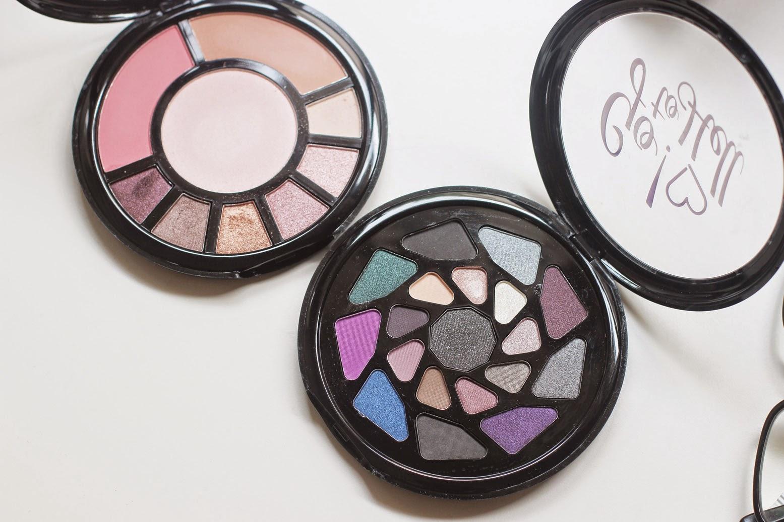 Makeup Revolution I Heart Makeup Go! Palettes