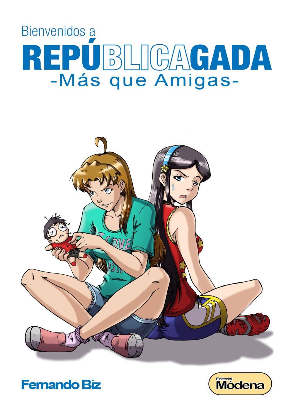 ¡¡¡EL LIBRO de REPÚBLICA GADA Nº4 YA SALIÓ!!!