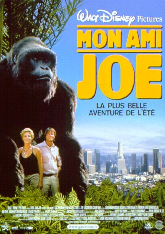 Mighty Joe Young 1998 Dual Audio Hindi-English 300MB WEBDL 480p